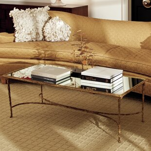 Best Reviews Enjoy A Drink In Style Organic Coffee Table by Global Views