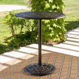 Ainsworth Aluminum Bar Table
