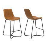 25.5'' Counter Stool (Set of 2) by Ivy Bronx