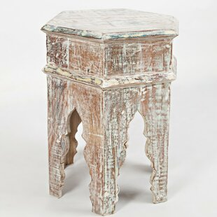 Auten End Table by Bungalow Rose