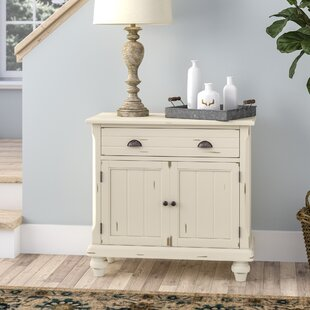 1 Drawer 2 Door Accent Cabinet August Grove