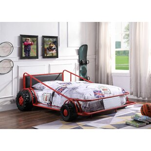 Compare prices Toccoa Twin Platform Bed by Zoomie Kids Reviews (2019) & Buyer's Guide