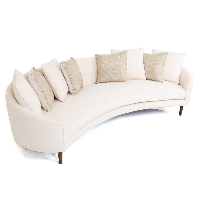 Modshop Art Deco Sofa Reviews Wayfair