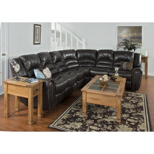 Olson Reclining Sectional ..