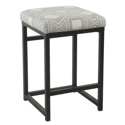Tremendous Gracie Oaks Provost 24 Bar Stool Theyellowbook Wood Chair Design Ideas Theyellowbookinfo