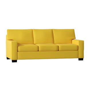 Fullerton Square Arm Sofa