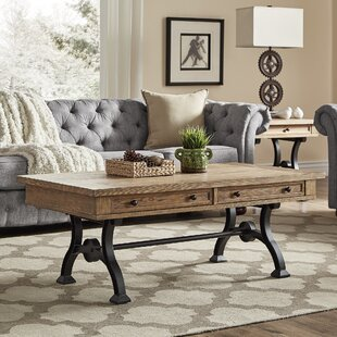 Luevano Coffee Table by Gracie Oaks