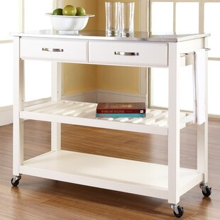 Stainless Steel Kitchen Islands & Carts You'll Love