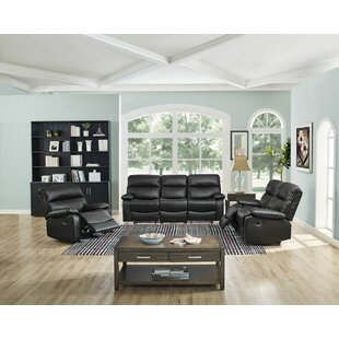 Inexpensive Shivansh 3 Piece Reclining Configurable Living Room Set by Red Barrel Studio Reviews (2019) & Buyer's Guide