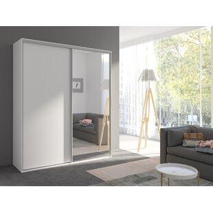 Eudy 2 Door Sliding Wardrobe By Brayden Studio