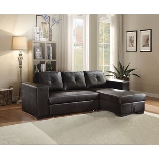 Petrone Right Hand Facing Sleeper Sectional By Latitude Run