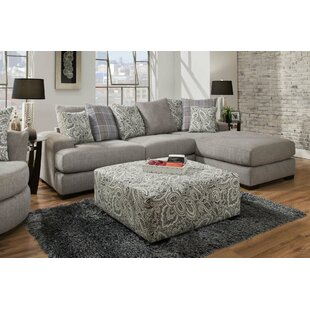Gracie Oaks Mayle Sectional