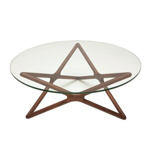Brayden Studio Galindo Star Coffee Table