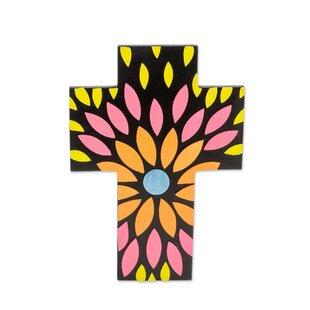 Sincere Iron Cross Bright In Colour Other Antique Decorative Arts Decorative Arts