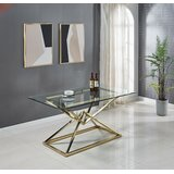 Gyrith Dining Table by Orren Ellis