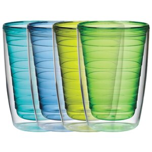 16 oz. Insulated Tumbler (Set of 4)