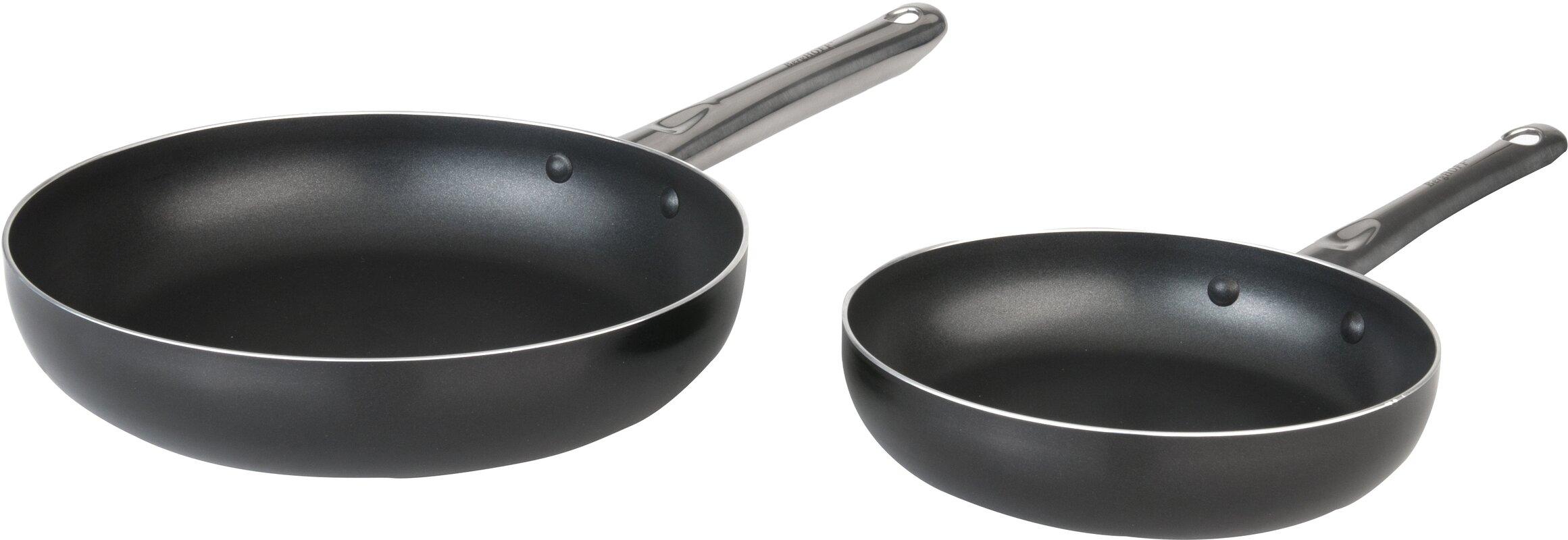 Boreal 2-Piece Non-Stick Frying Pan Set