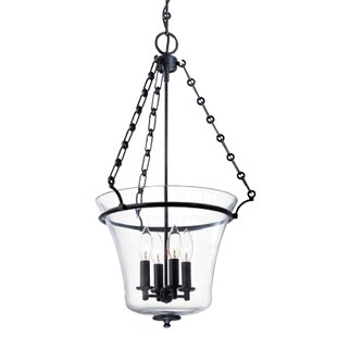 Darby Home Co Estelle 4-Light Urn Pendant