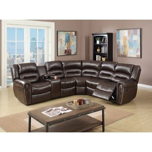 Compare Kral Reclining Sectional by Red Barrel Studio Reviews (2019) & Buyer's Guide