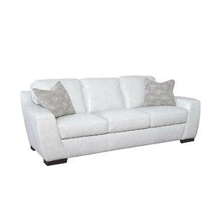 Hagan Leather Sofa