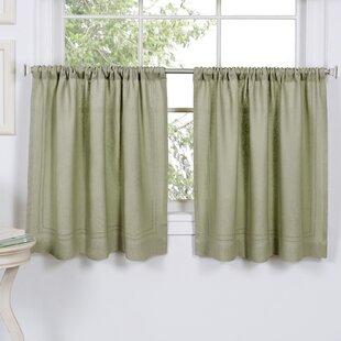 Mint Green Kitchen Curtains | Wayfair
