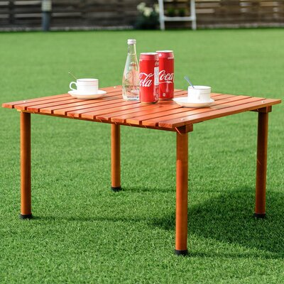 Biddlesden Picnic Table by Rosecliff Heights #2