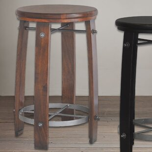 Mountainside 24 Bar Stool by Gracie Oaks