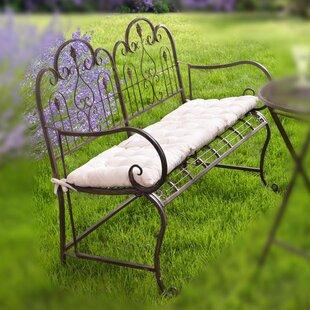 Pier Surplus Provence Metal Garden Bench