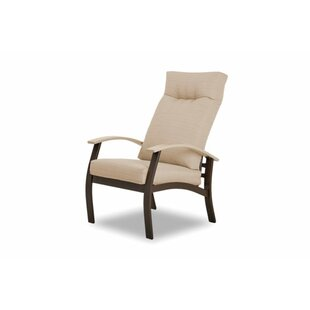 Belle Isle Patio Chair with Cushions by Telescope Casual