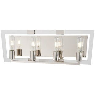 Mercer41 Prima Crystal 4-Light Vanity Light