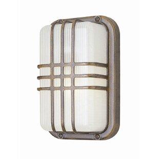 Winston Porter Eberle Outdoor Bulkhead Light