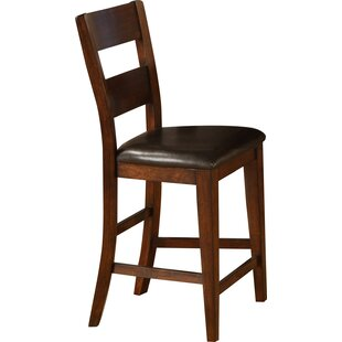 Solid Wood Dining Chair (Set of 2) (Set of 2) by Wildon Home®