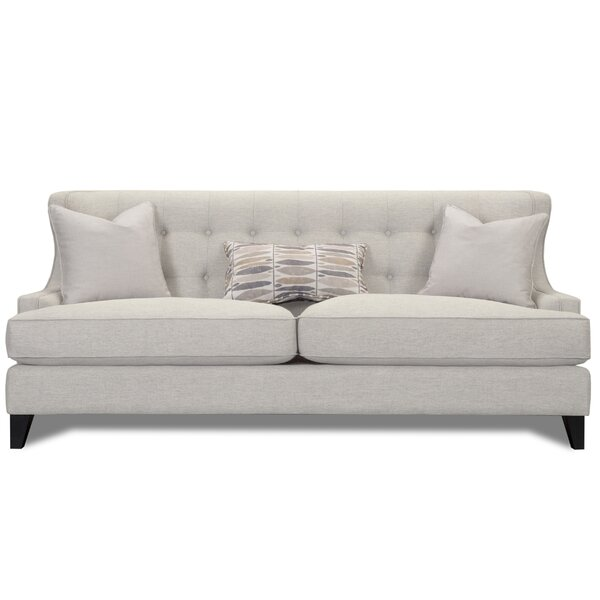 Unique Laurel Foundry Modern Farmhouse Carson Wingback Sofa & Reviews  DP43