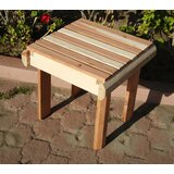 Henry Solid Wood Side Table