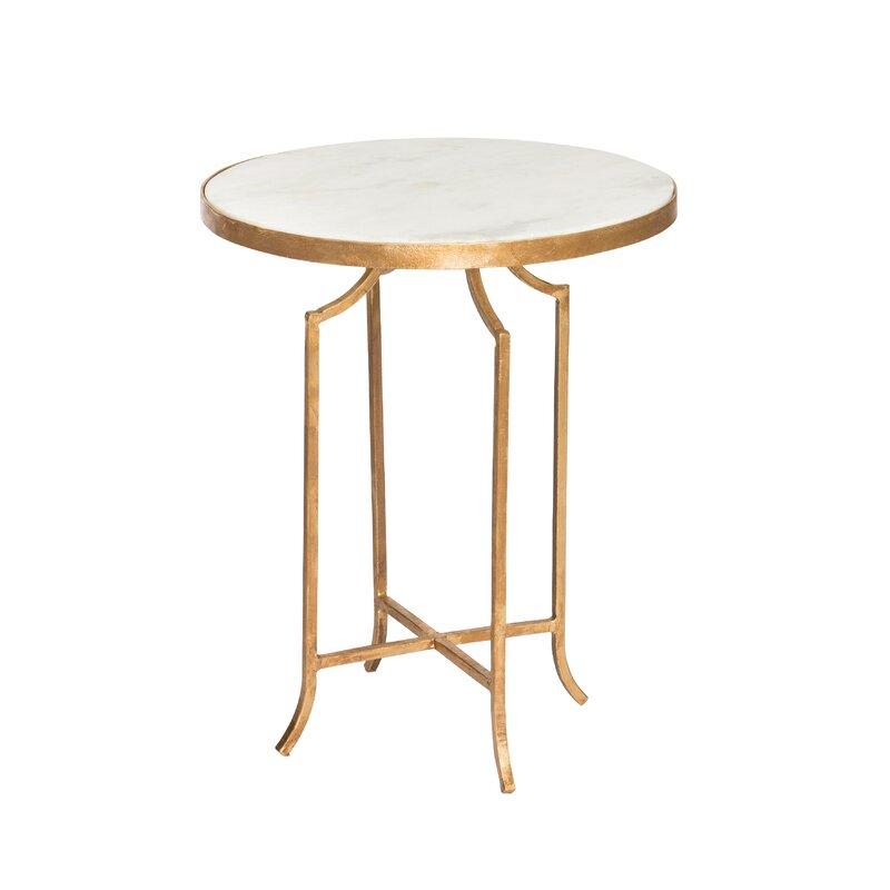 Aidan Gray Fuji End Table Wayfair
