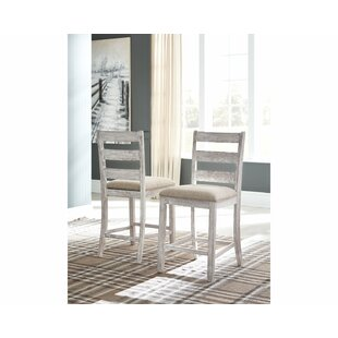 Lomeli 24 Bar Stool (Set of 2) Winston Porter