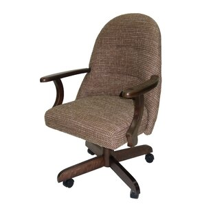 Chenard Upholstered Dining Chair by Corri..