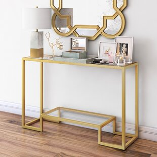 Shopping for Imel Console Table By Mercer41
