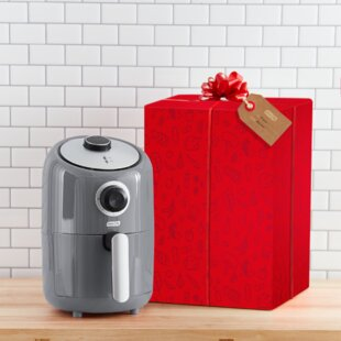 2 Liter Bow & Go Compact Air Fryer