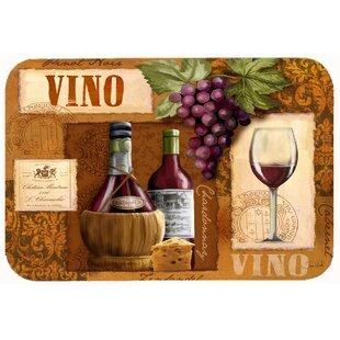 Vino Wine Bath Rug