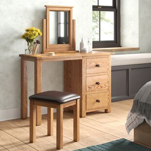 Sale Price Dressing Table Set With Mirror