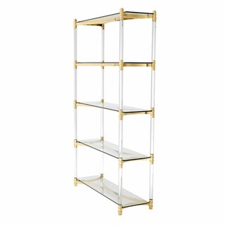 5 Shelf Etagere Bookcase by Eichholtz SKU:BD391140 Information