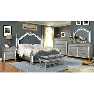 Gwendolyn Panel Configurable Bedroom Set by Rosdorf Park