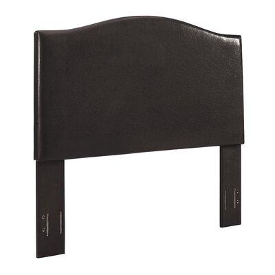 Benedict Camelback Upholstered Panel Headboard by Alcott Hill