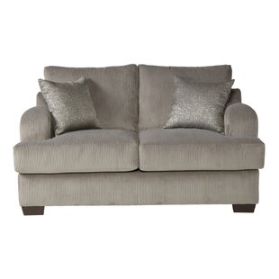 Handler Loveseat by Alcott Hill New