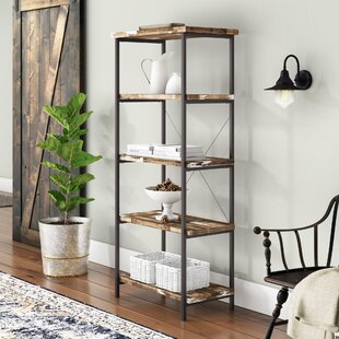 Epine Etagere Bookcase by Laurel Foundry Modern Farmhouse