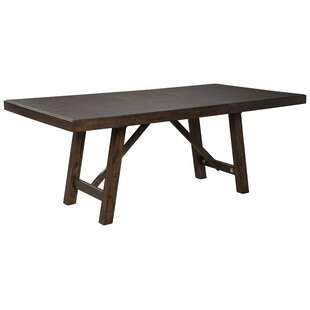 Chapdelaine Solid Wood Dining Table