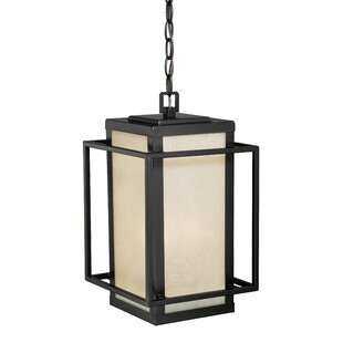 Compare prices Guinn 3-Light Outdoor Pendant By Brayden Studio