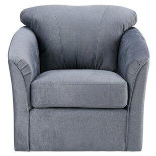 Woodcliff Swivel Armchair