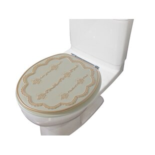 Daniels Bath Embassy Decorative Round Toilet Seat